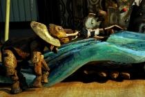 Marionnettes connues des enfants - La Malle