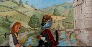 Marionnettes Le Chat Botté