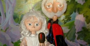 Marionnettes Casse-Noisette