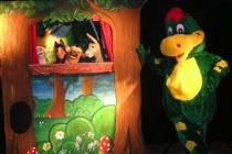 Spectacle de marionnettes interactif