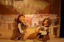 Marionnettes Entremêlage