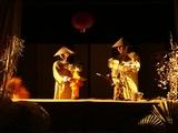 Marionnettes La Princesse et le Rossignol