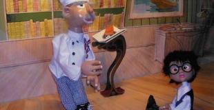 Marionnette et thème des 5 sens