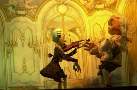 La fantastique symphonie des jouets, spectacle de marionnettes