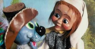 Le Chat Botté, spectacle de marionnettes pour le Noël des enfants (57)
