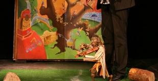 La Salamandre, compagnie de marionnettes de la Loire Atlantique nous rejoint