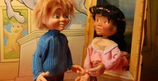 Spectacle de marionnettes pour un arbre de Noël (08)